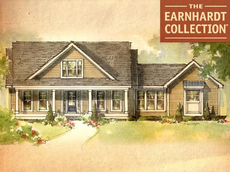carolina home plan earnhardt collection by schumacher
