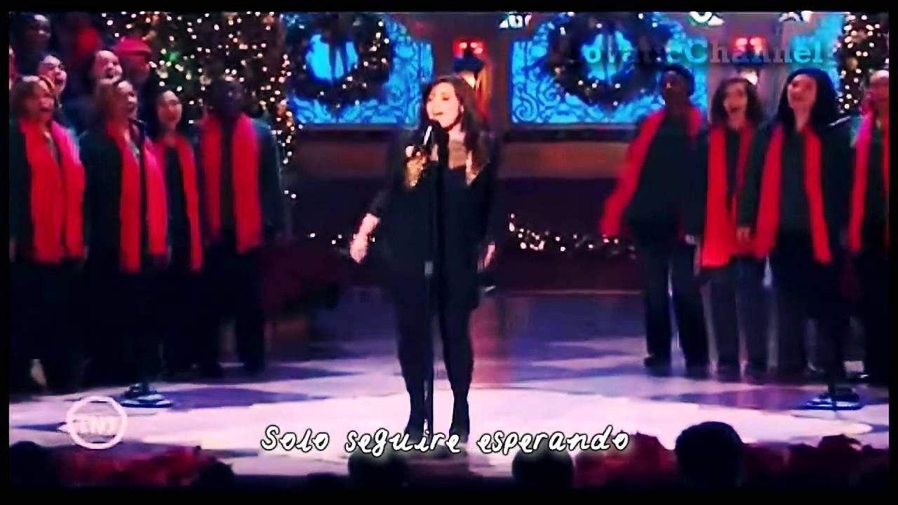All I Want For Christmas Is You Demi Lovato Traducida Al Espanol Hd Demi Lovato Lovato Demi