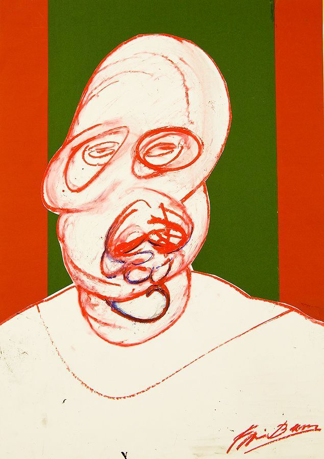 francis bacon drawings - Google-Suche -