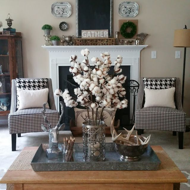 The Fresh Plate: Fall Home Styling