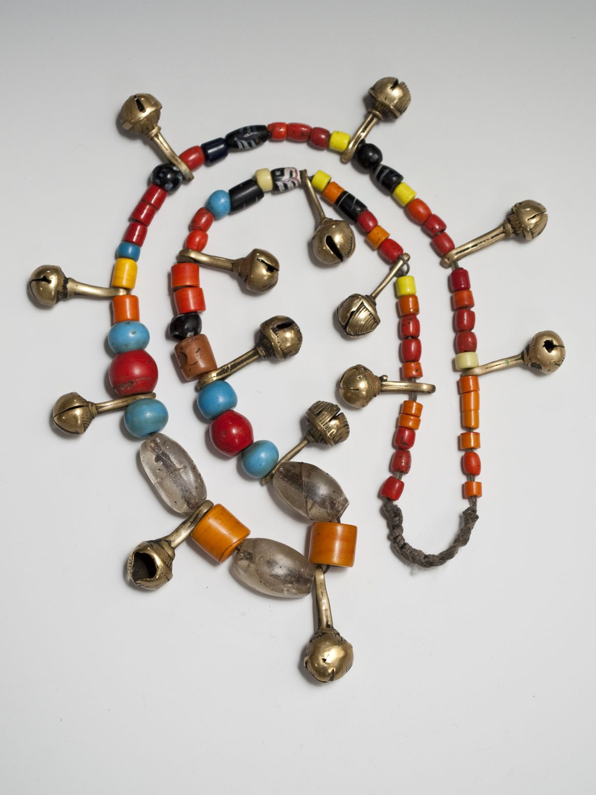 afghanistan beads pin necklace old bead pinterest trade