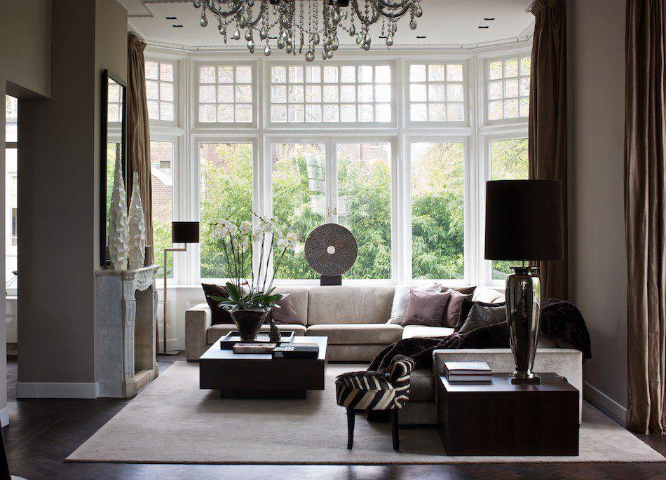 Klassiek en modern interieur door eric kuster classic for Klassiek modern interieur