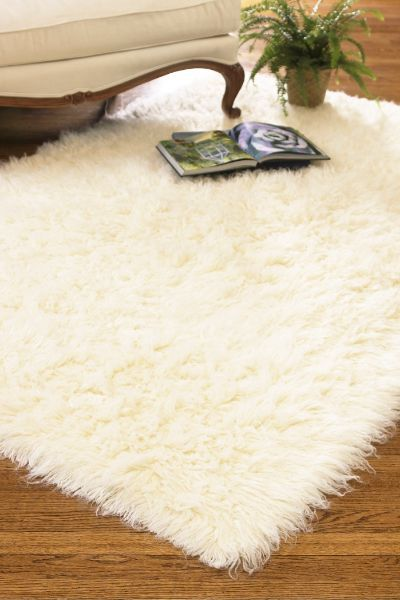 Finest Flokati Rug Is Made In Greece