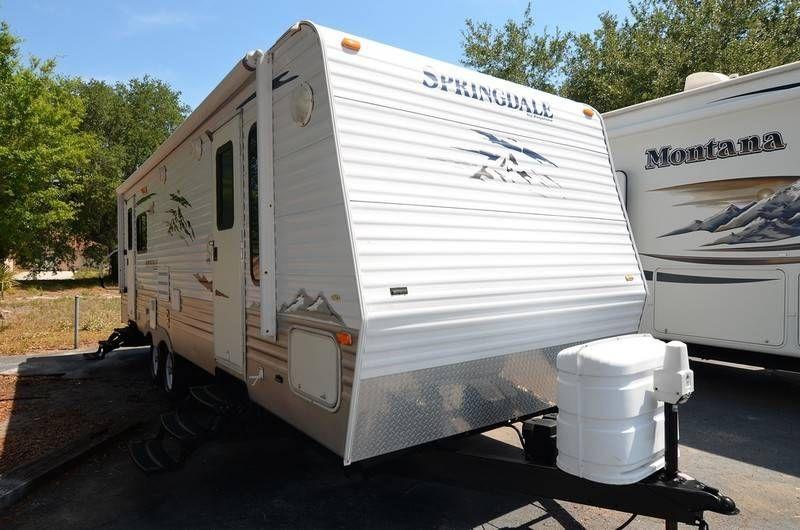 2009 Keystone Springdale 266 RLSSR for sale Lake Alfred