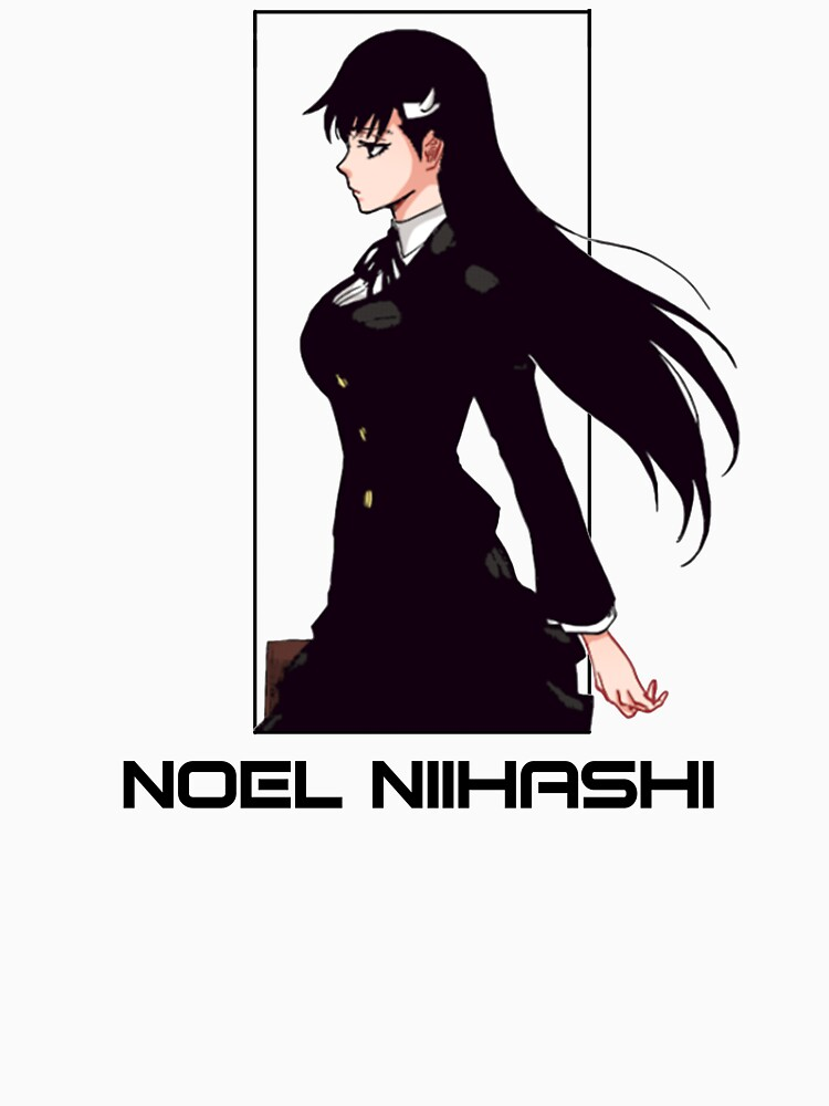 Bleach Burn The Witch Noel Niihashi Name Logo Design T Shirt By Leagueofanime Redbubble Witch Craft Works Witch Manga Witch Wallpaper