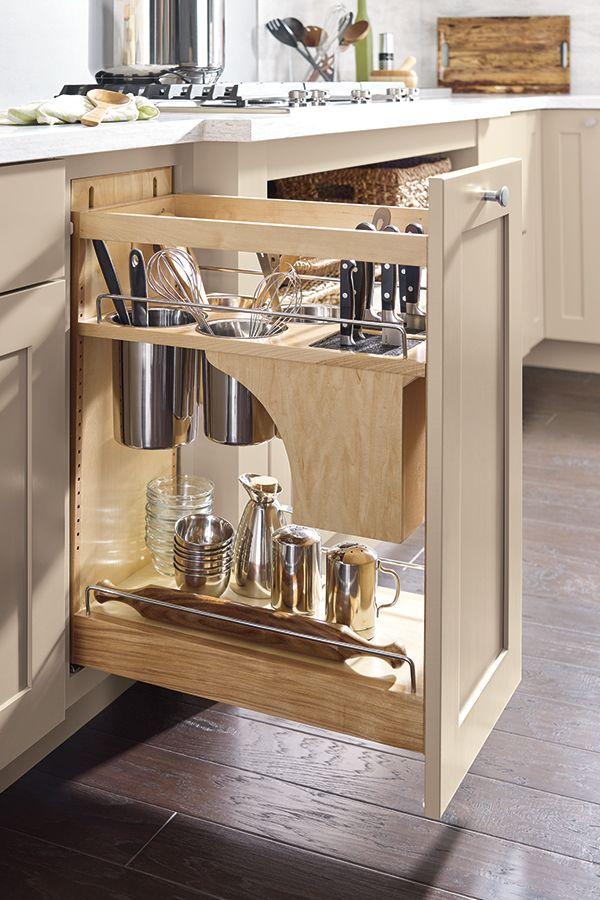 Kitchen Cabinet Storage & Organization