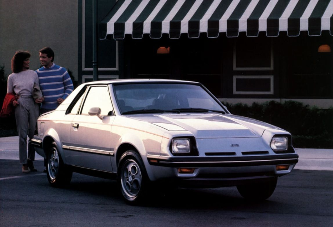 1985 Ford EXP & 1985 Ford EXP | Wheelinu0027 - The Classics | Pinterest | Ford Ford ... markmcfarlin.com