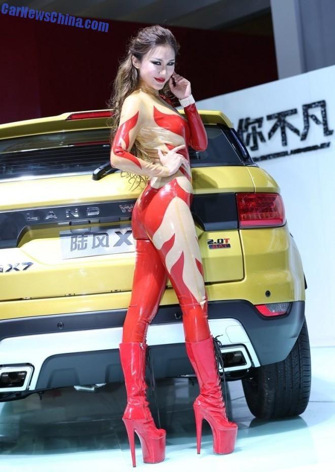 Loves asian car girl show amy