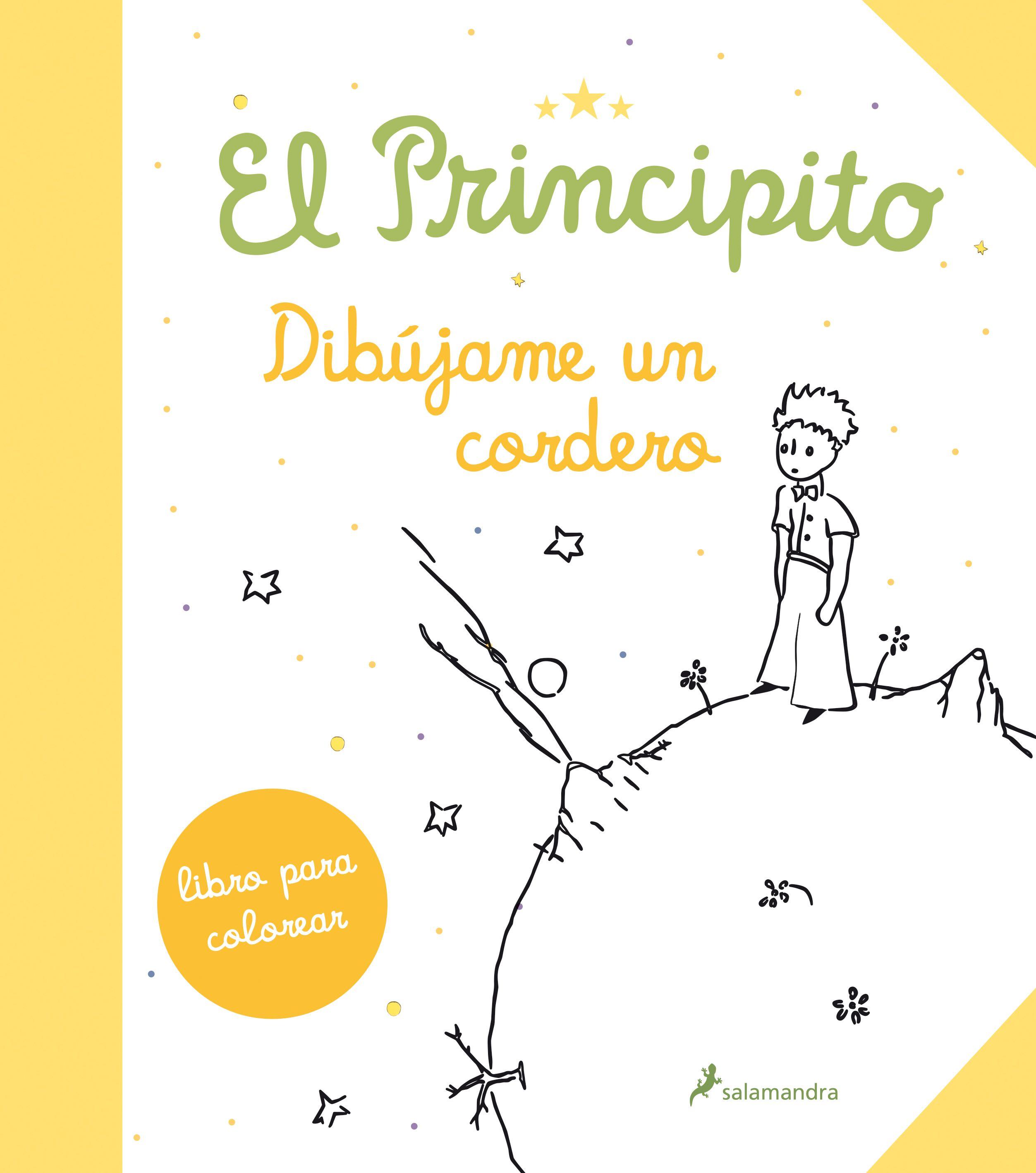 El Principito: dibújame un cordero | Mandalas | Pinterest | Cordero ...
