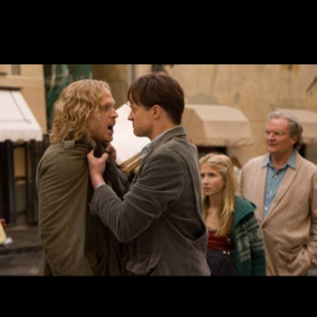 Dustfinger was my favorite in the book! I loved Paul Bettany's portrayal of him!