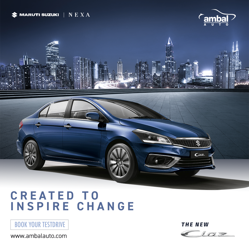 Indulge In Brilliance With Thenewciaz Createinspire Nexa Http Bit Ly 2lkpg69 Call Us At 9585888088 Ambalauto Nexaexper Suzuki Book Of Changes Bmw Car