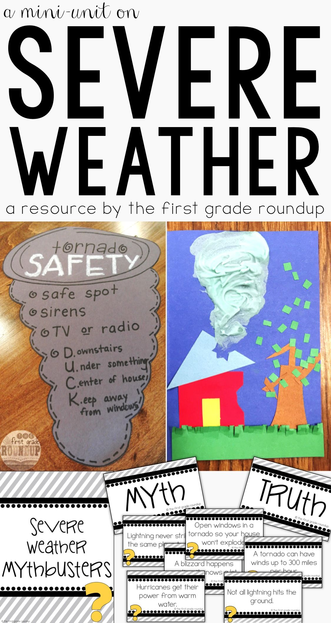Severe Weather How To Writing | Science in the Elementary