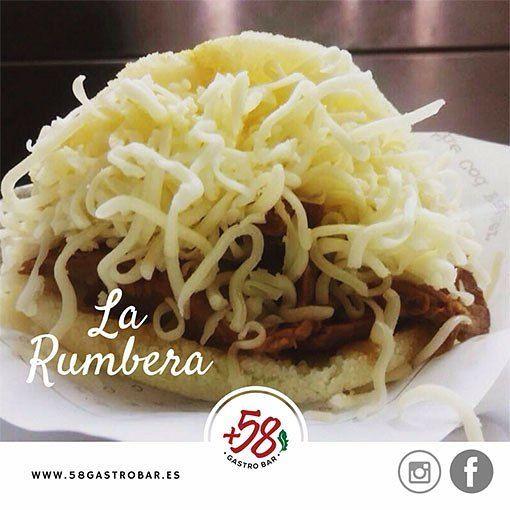 El amor por el #SaborVenezolano va mas alla del #DiaMundialDeLaArepa por eso en @58Gastrobar.es las #arepas siguen en nuestra carta para que la disfruten en #VillaviciosaDeOdon #Madrid #58GastroBar #GastroPost #FoodPorn #Gastronomia