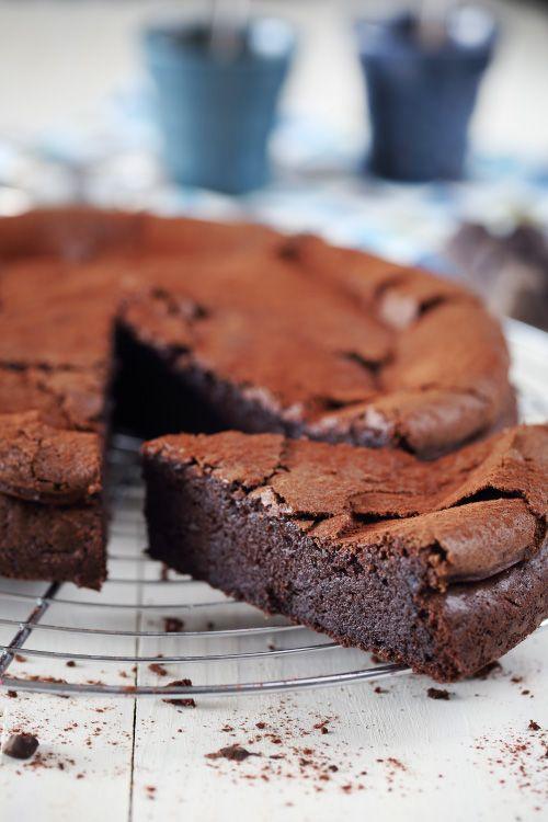 Moelleux Extra Moelleux Chocolat Et Cafe Recette Cuisine