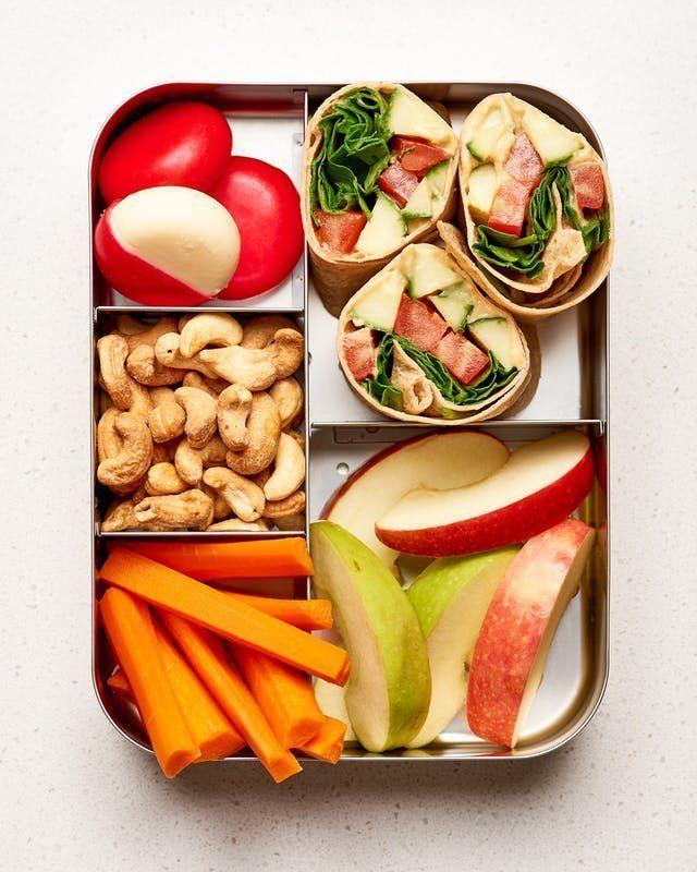 10 Einfache Lunchbox Ideen Fur Vegetarier Kinder Blog