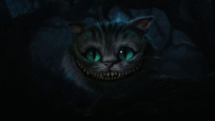 Alice In Wonderland Cheshire Cat 1920x1080 Wallpaper High Quality Wallpapers High Definition Wallpapers Gato De Cheshire Gato Risonho Tim Burton