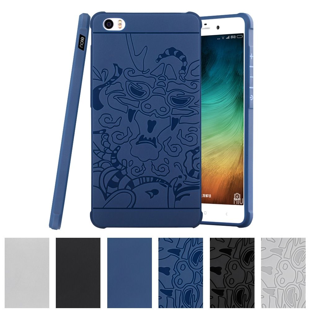 Tpu Soft Case For Xiaomi Mi Note Pro Minote Lte 57 Dual 3d Relief Mercury Jelly Oppo F1s Blue