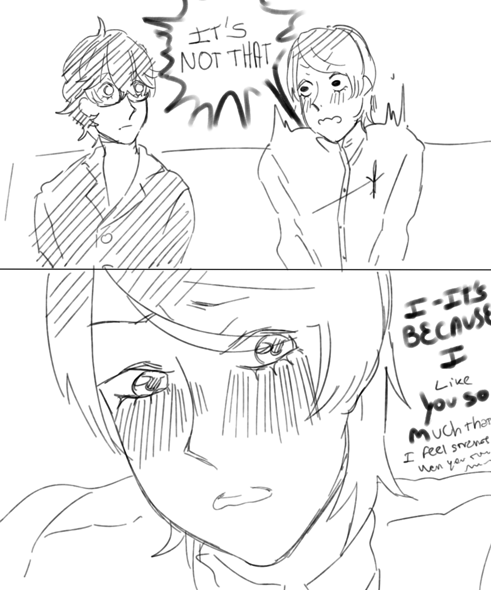 Nyoooooms. — A Shukita commission for mizuouji ! Is a