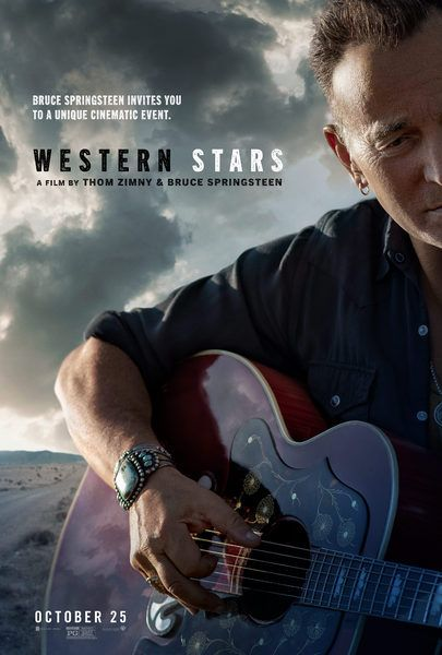 Movie Trailers - Western Stars - Trailer: Warner Bros. Pictures will release a cinematic film version of Bruce Springsteen's… - View More #brucespringsteen
