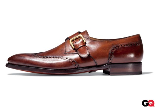 Laces Out: The New Rules of Monkstraps