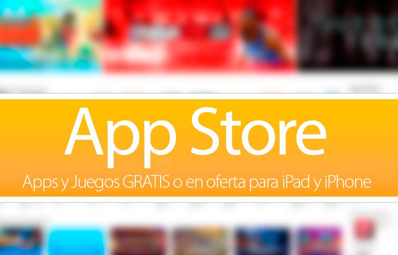 Sabias Que Apps Y Juegos Gratis O En Oferta Para Iphone Y Ipad 02