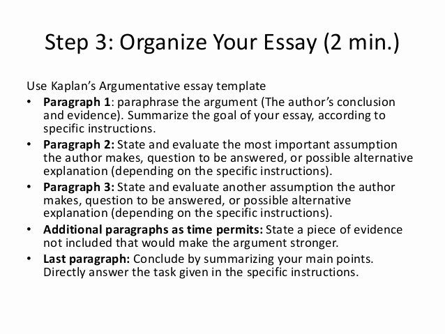 How to write an introduction paragraph for argumentative