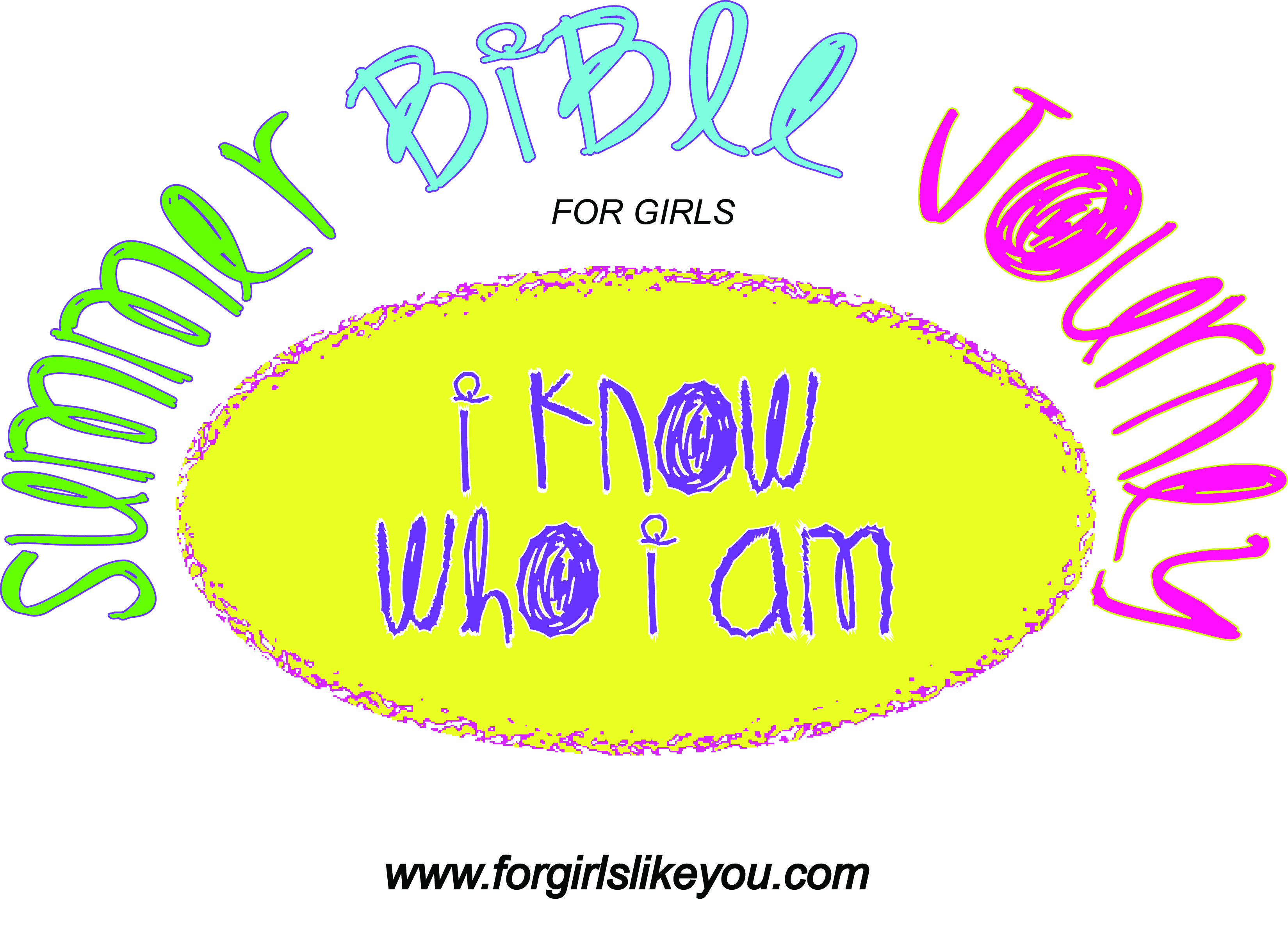 A 6 week bible study for girls! ages 6-11! www.forgirlslikeyou.com