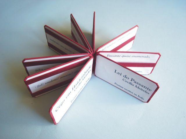 livros artesanais - folhas escritas - canteiro de alfaces - Álbuns da web do Picasa