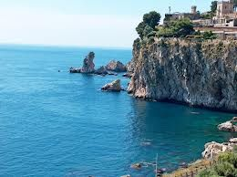 TAORMINA MARE Sicilia, Italia