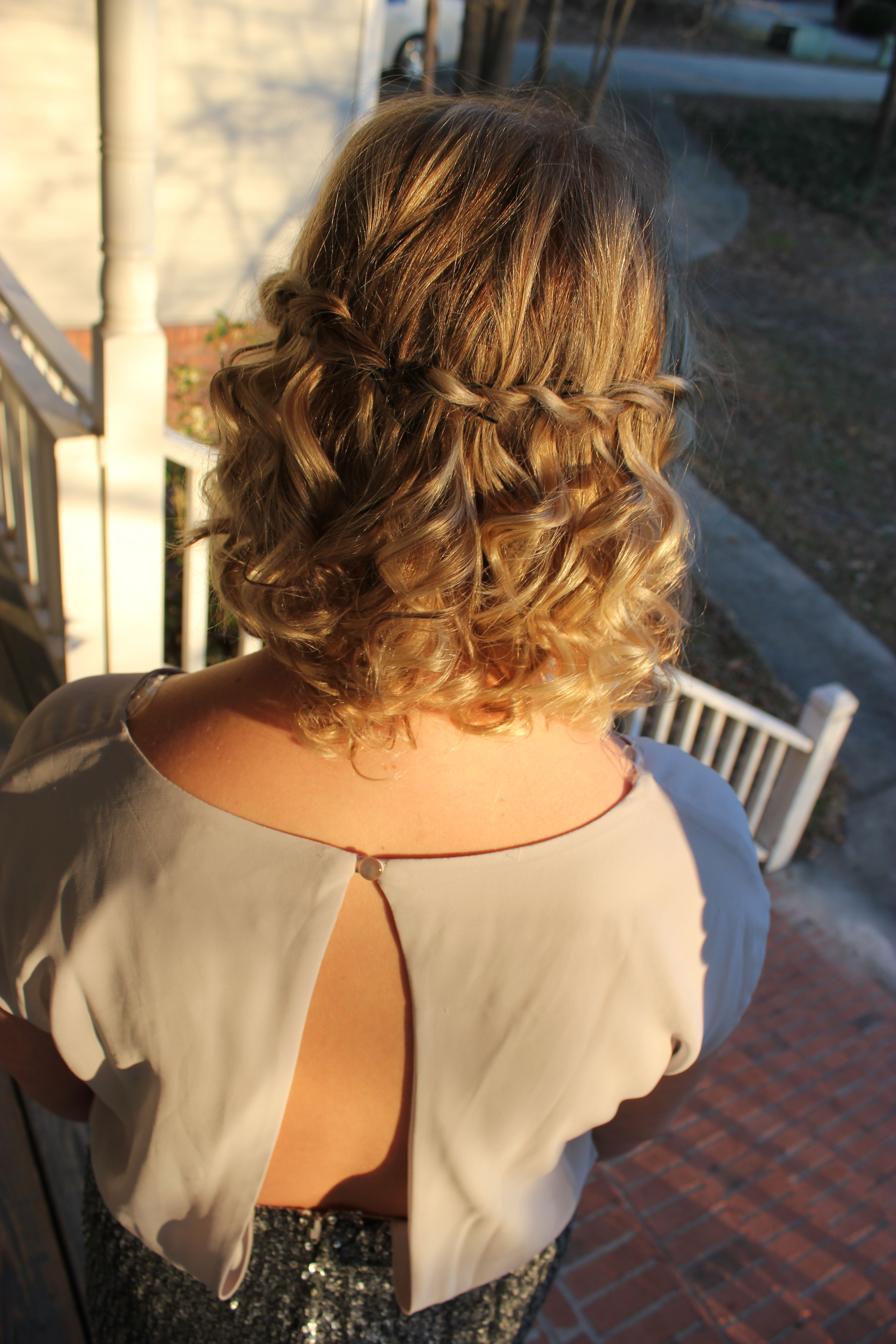 Curls and twists hair style for short hair hair hairstyles