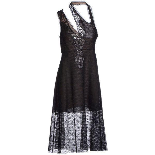 Stella Mccartney Black Caroline Lace Dress 900 Liked On
