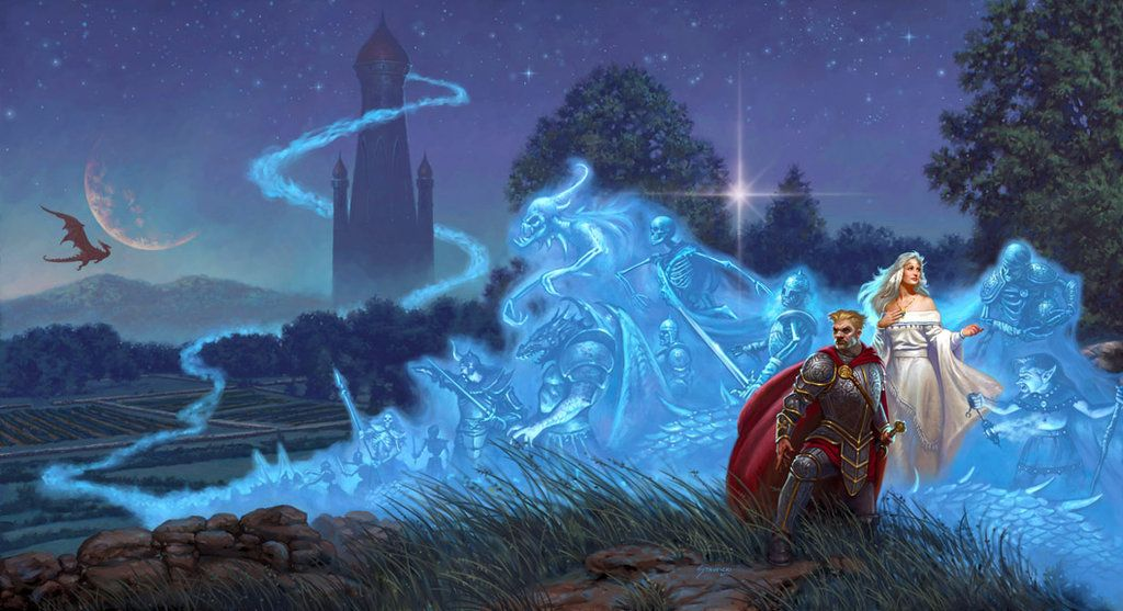 Dragonlance - Dragons of a Lost Star by StawickiArt on deviantART