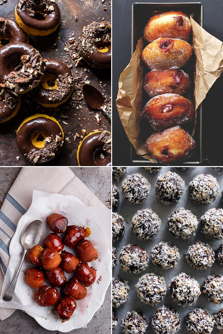 54 Doughnuts That Are Just the Right Amount of Naughty