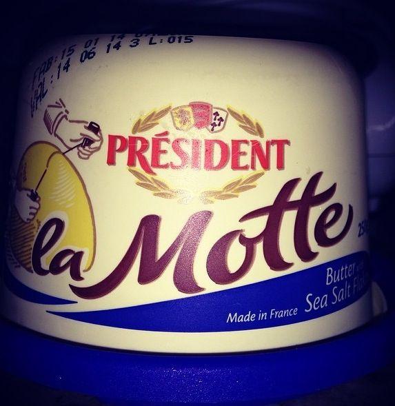 A melhor manteiga