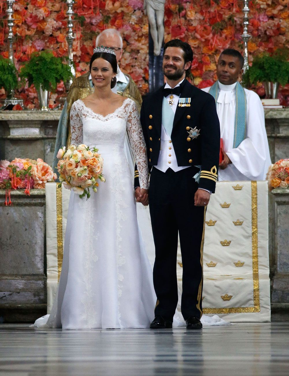 15 Extravagant Royal Honeymoons That Ll Make You Feel Deeply Bitter About Not Being A Princess Princess Sofia Royal Brides Prince Carl Philip