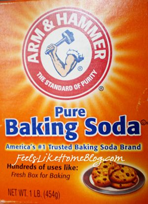 Sneaker creatures, paints, and dancing beans - 10 Fun Uses for Baking Soda