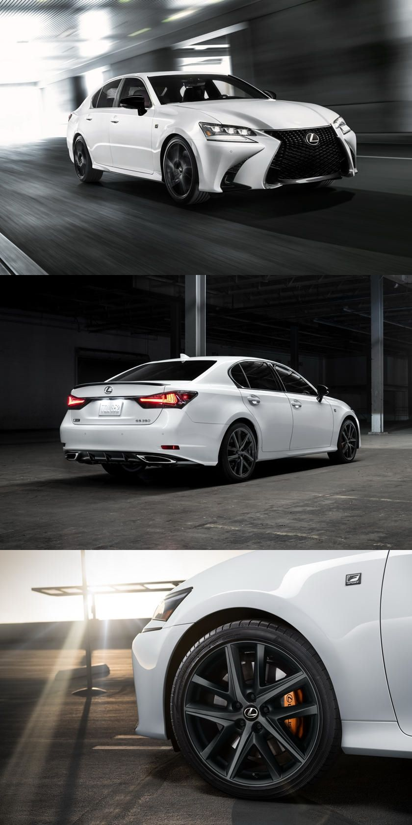 LimitedEdition 2020 Lexus GS Black Line Coming To America