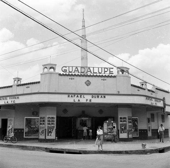 Guadalupe Theatre San Antonio Tx Old San Antonio Tx