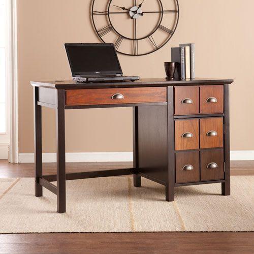 Southern Enterprises Hendrik Apothecary Desk Ho8623