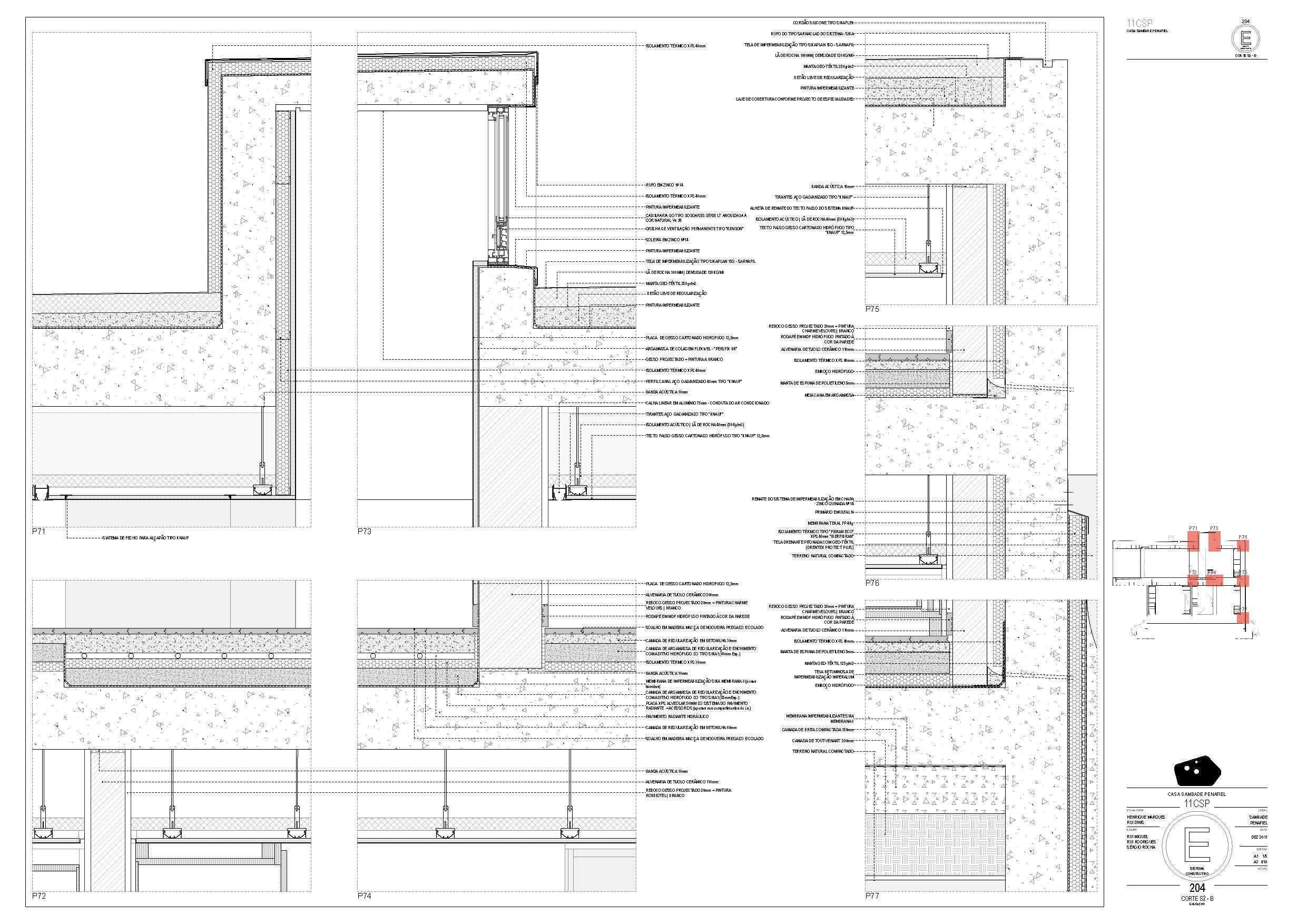 Galeria de Em Construção: Casa de Sambade / Spaceworkers - 10