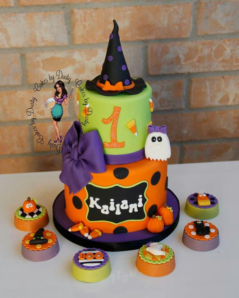 Halloween Cakes PinLaViecom Food Drink Pinterest