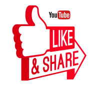 Like And Share On Youtube Png Image With Transparent Background Png Free Png Images In 2021 Youtube Logo Youtube Banner Backgrounds Logo Facebook