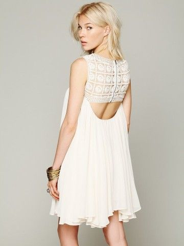 Free People Scoopback Slip