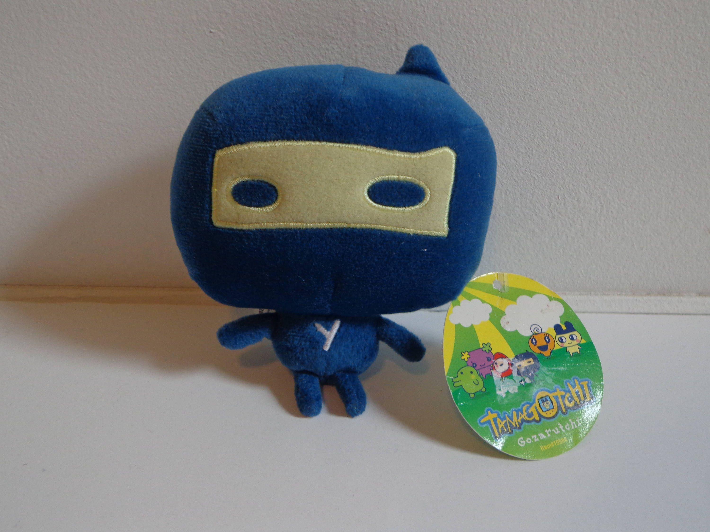 Rare Bandai Tamagotchi Gotchi Gear Stuffed Toy Gozarutchi