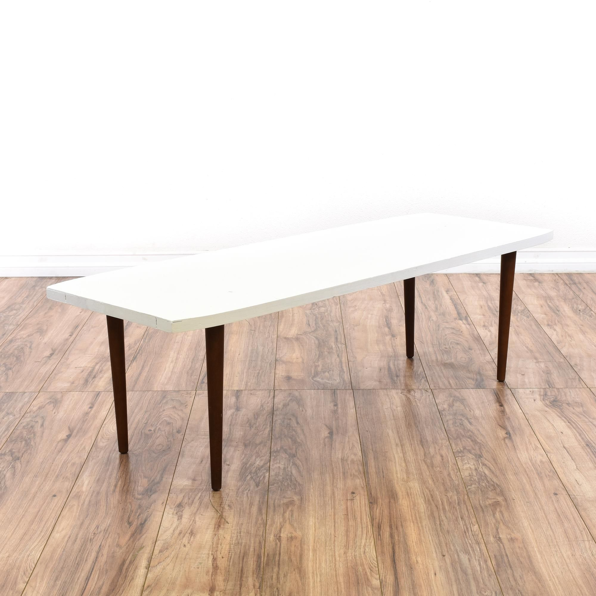 This Mid Century Modern Coffee Table Is Featured In A