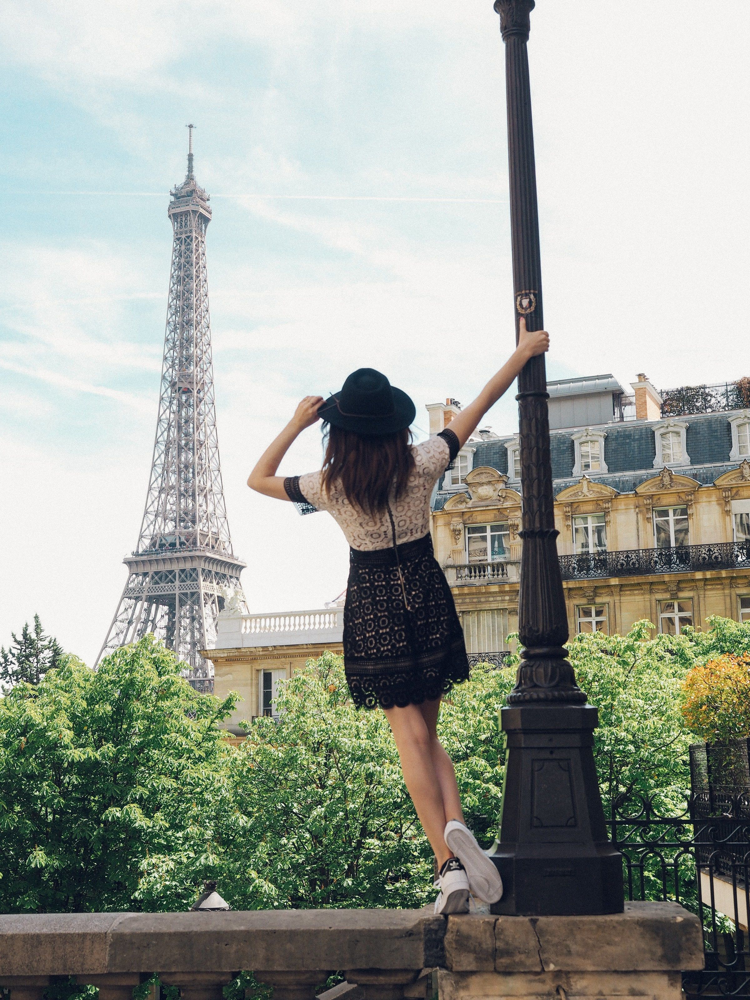 Map Of Paris And Attractions%0A The    Most Instagrammable Places in Paris