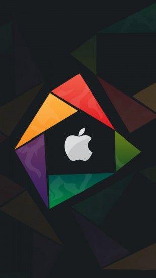 Original Apple Iphone Wallpaper Abstract Iphone