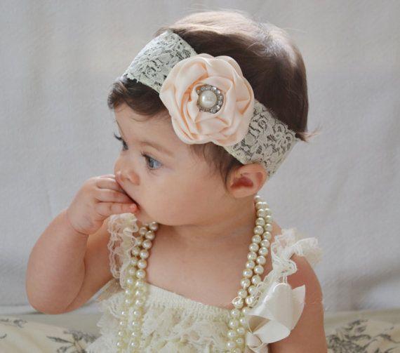 Pas Cher Nouveau Ne Bebe Infant Toddler Filles Fleur Bandeau Fleur