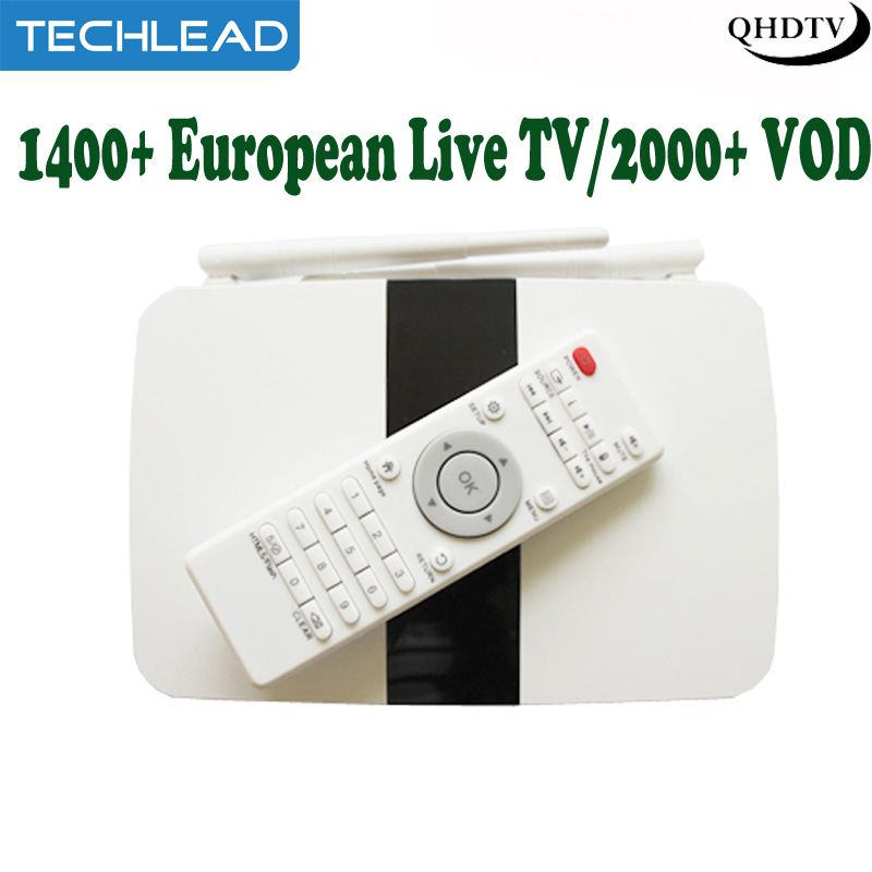 Hotsale Qhdtv Iptv Subscription French Arab Live Tv Programme Vod European Channels Dutch Portuguese Uk Cheap Tv Box Tv Cheap Sets Europe
