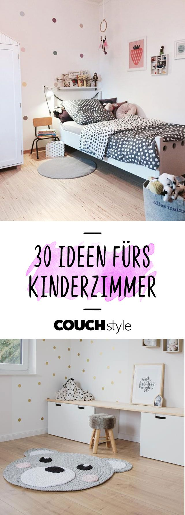 kinderzimmer gem tlich einrichten so geht 39 s kinderzimmer pinterest kinderzimmer. Black Bedroom Furniture Sets. Home Design Ideas